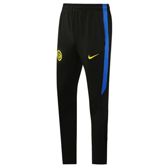 Shop Pantaloni Da Training Inter Milan Nero/Blu 2021/2022