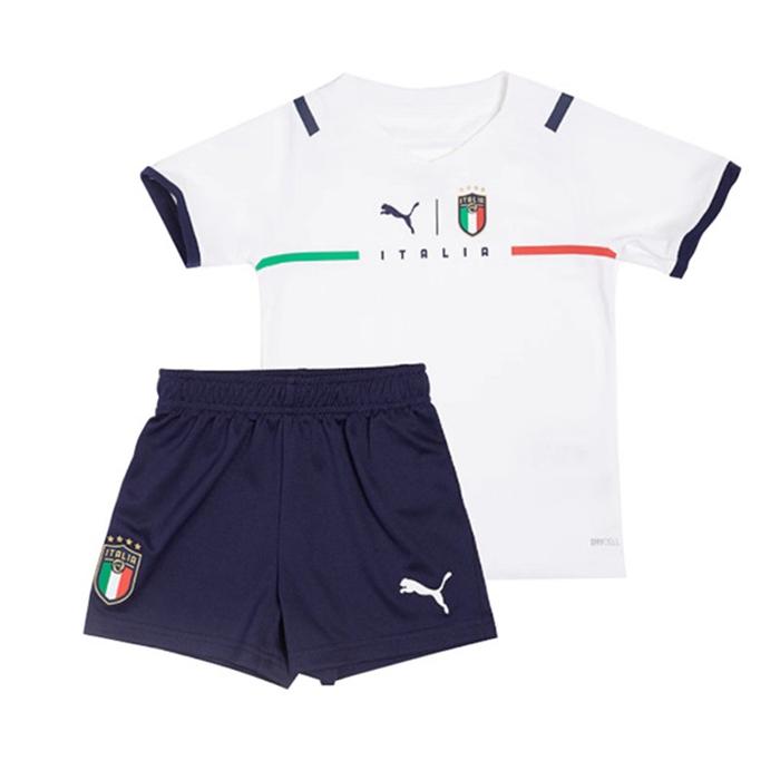 Siti Dove Maglie Calcio Italia Bambino Seconda 2021/2022