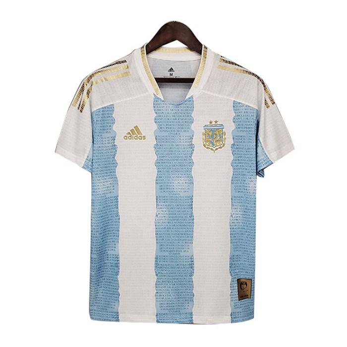 Siti Dove Maglia Nazionale Argentina Commemorative Edition Blu ...