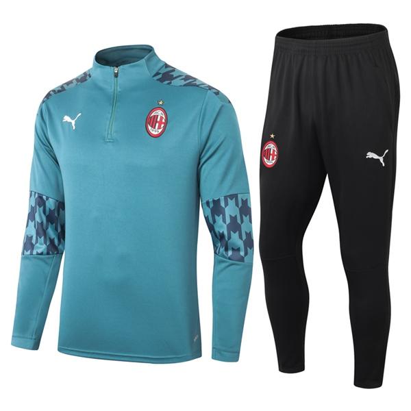Repliche Tuta AC Milan 2020 2021 Poco Prezzo